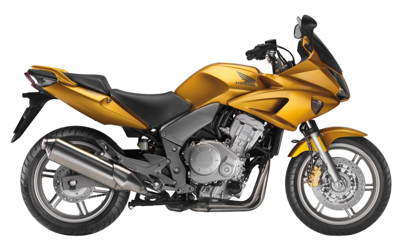 Обзор мотоцикла Honda CBF1000