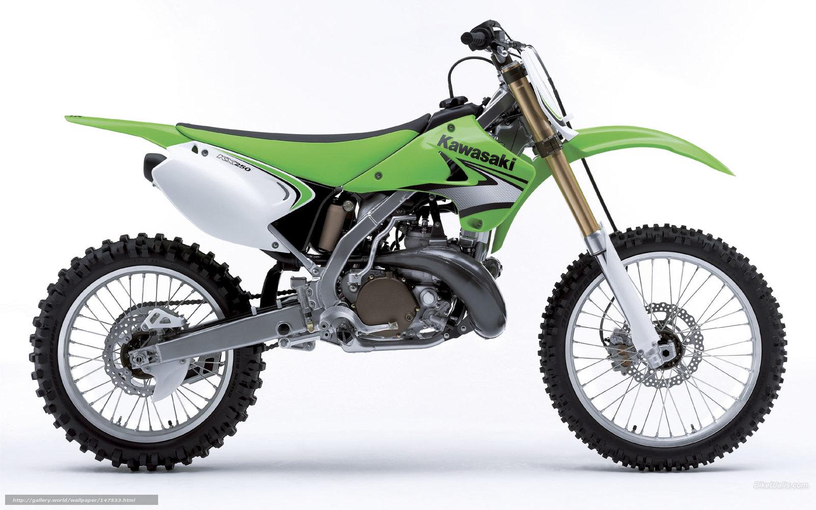 Мануалы и документация для Kawasaki KX 250 F (KX250F)