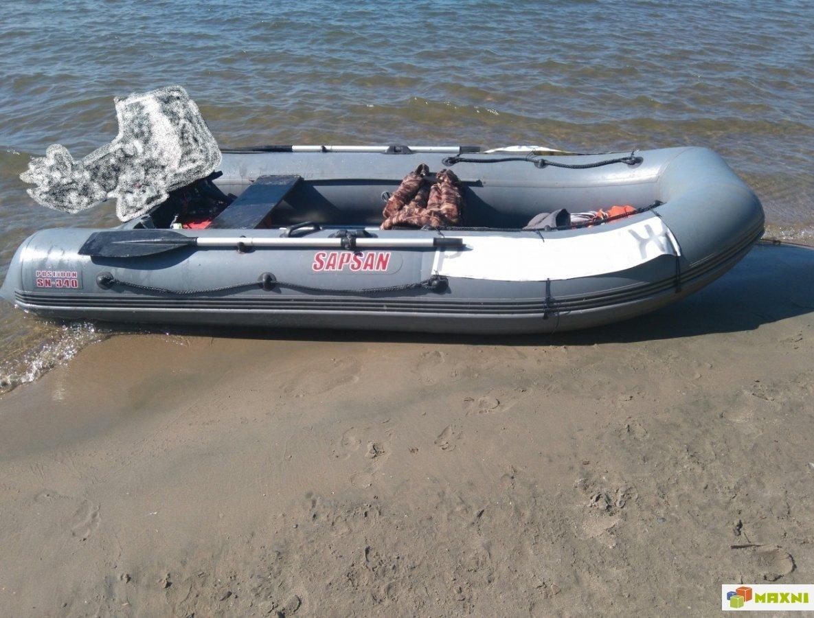 Надувные лодки Сапсан
