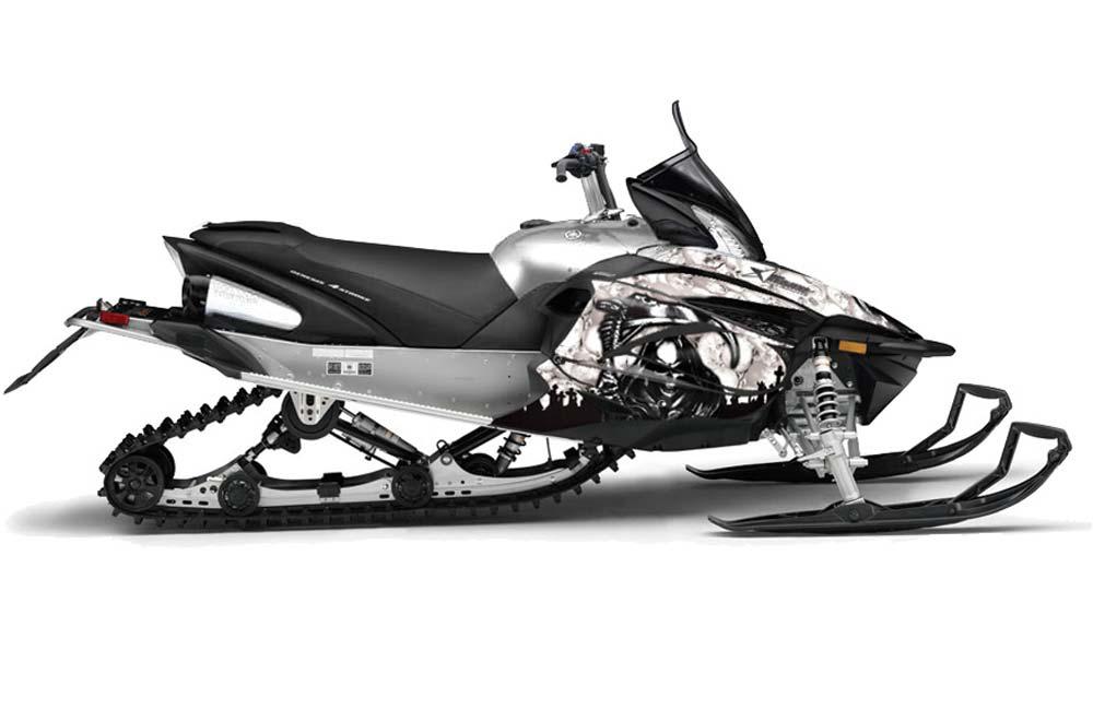 Обзор снегохода Yamaha Apex X TX