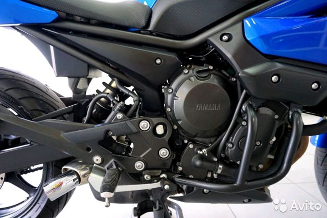 Мануалы и документация для Yamaha XJ6 Diversion