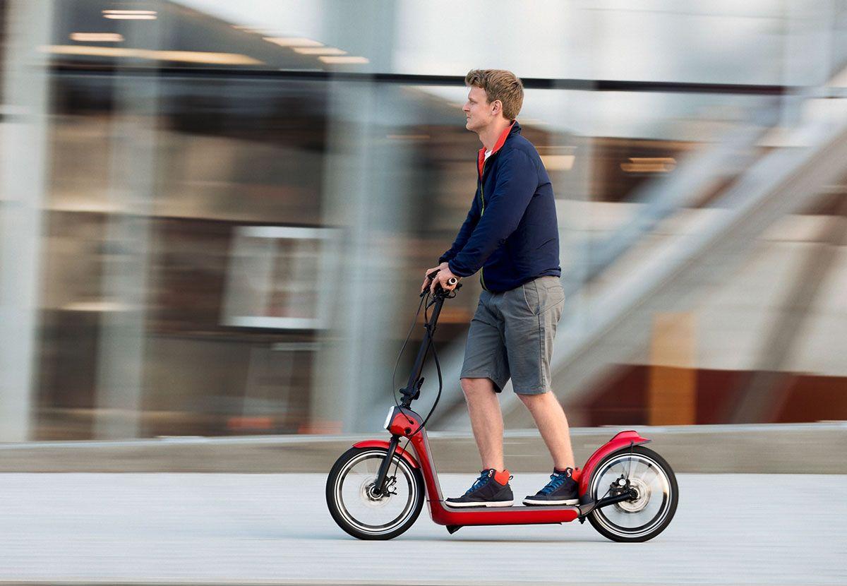Скутер MINI Cityserfer – дорогой минимализм