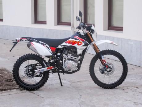 Обзор мотоцикла Kayo T2 250 Enduro