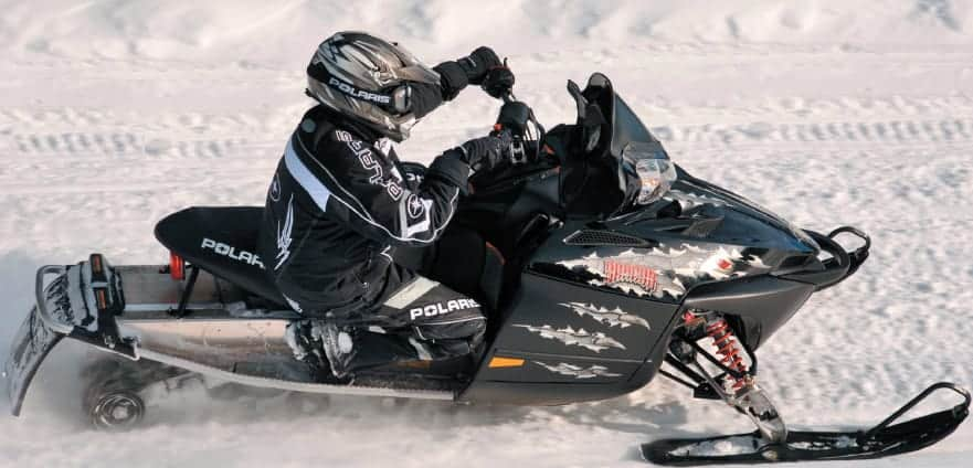 Снегоход Polaris 120 DRAGON