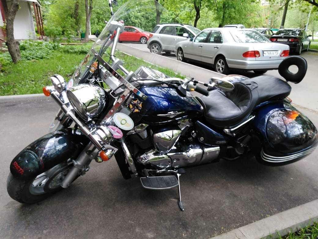 Suzuki Intruder 1800R