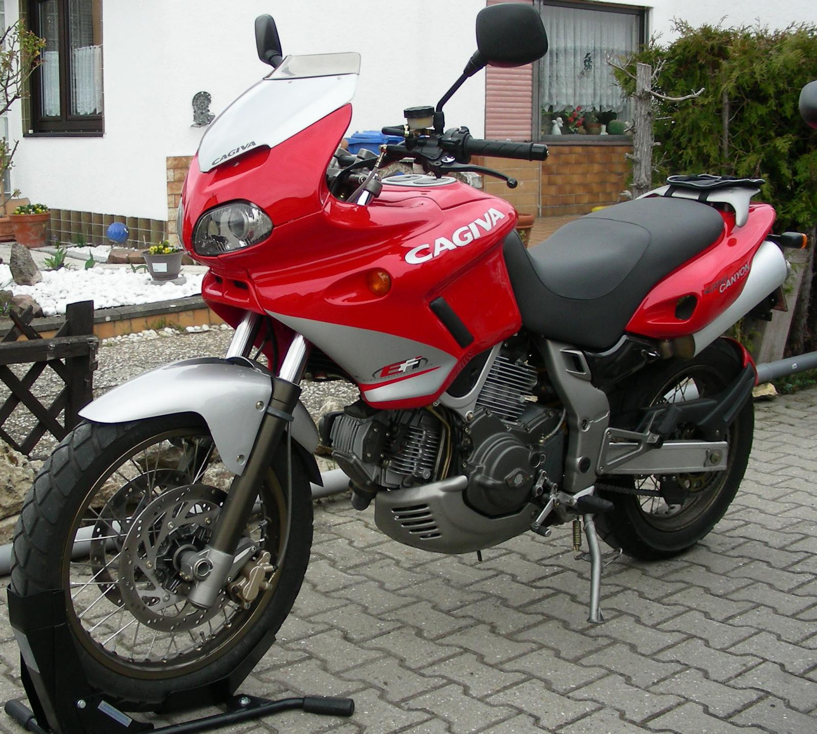 Cagiva Gran Canyon 900ie