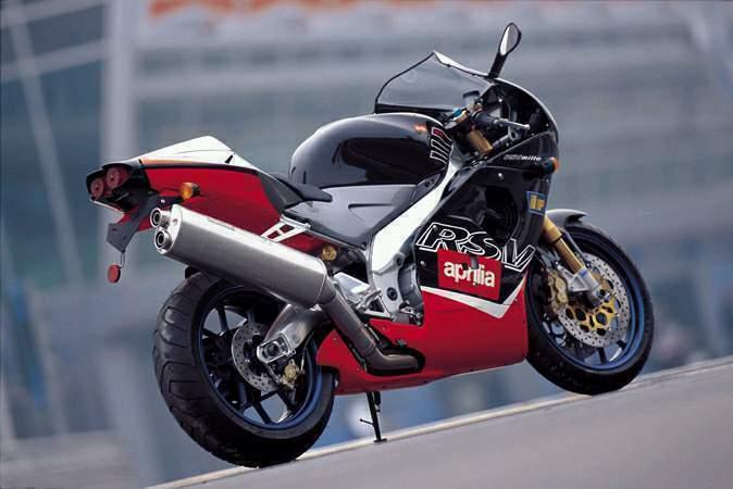 Мото-мануал по ремонту и обслуживанию мотоцикла Априлия RSV Mille.