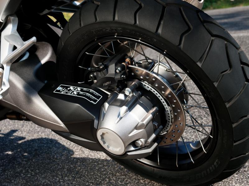 Мотоциклы с карданом