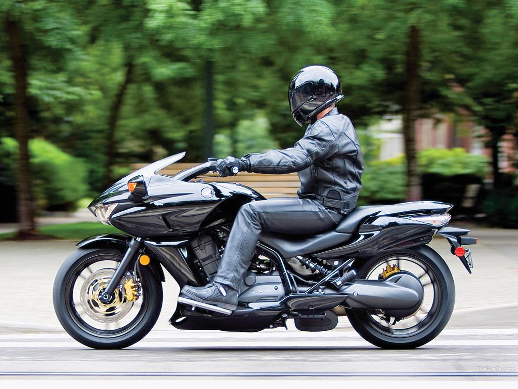Автоматическая коробка передач на мотоциклах