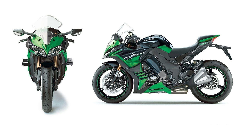 Kawasaki Ninja (Кавасаки Ниндзя) Z 1000 SX: обзор и технические характеристики модели