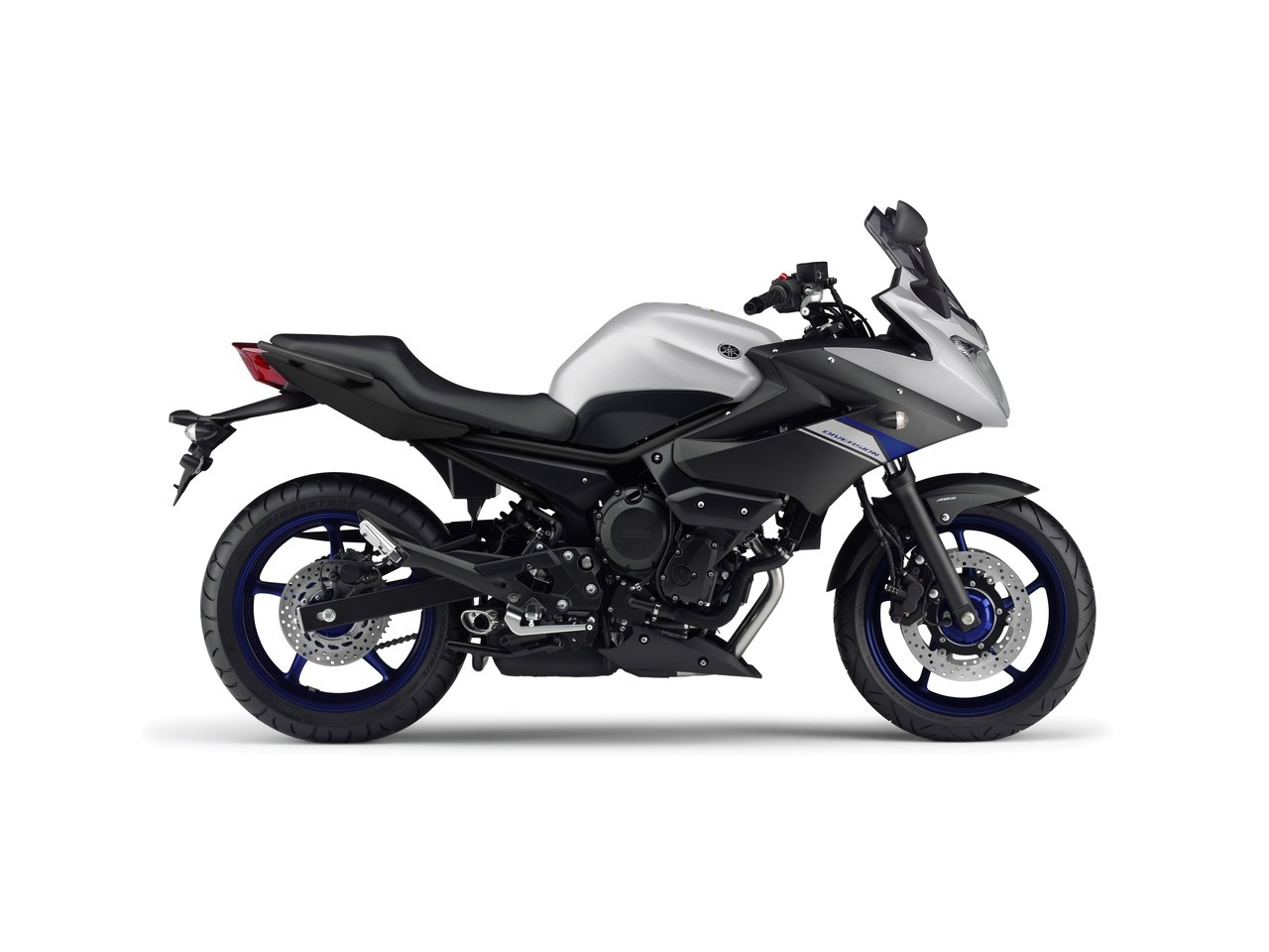 Yamaha XJ6 Diversion – Японский диверсант
