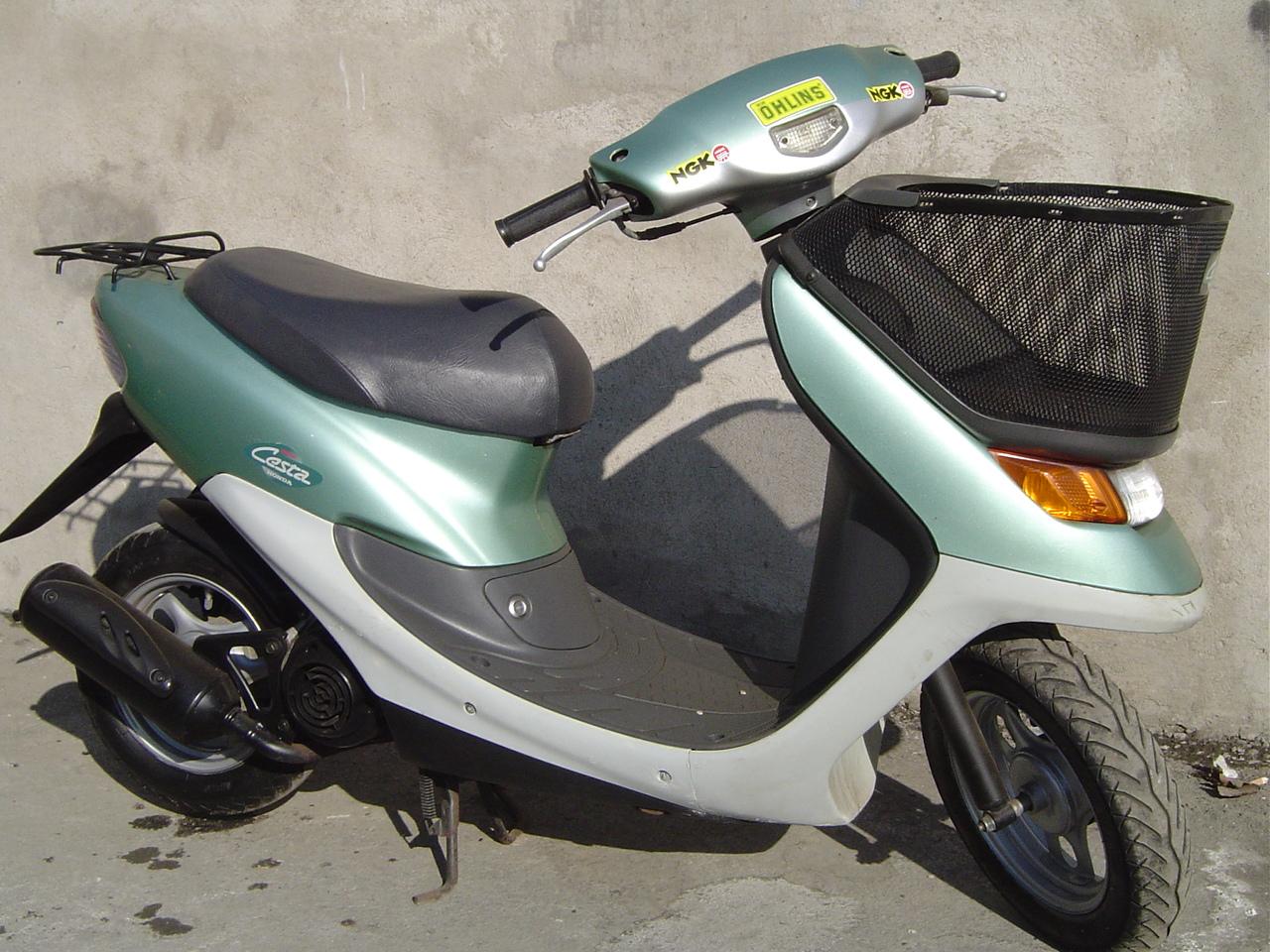 Хонда Дио: пример для подражания