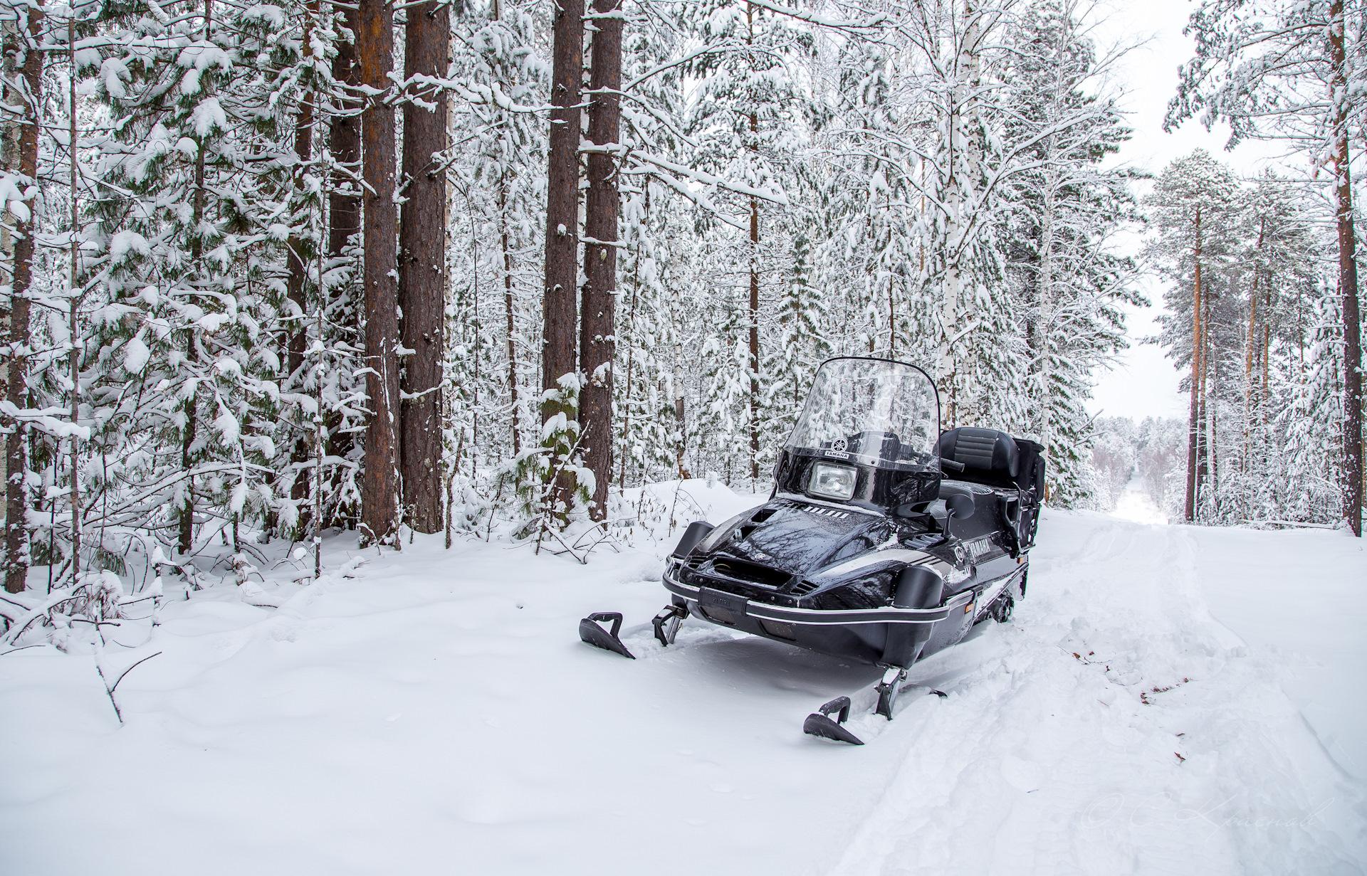 Отечественные снегоходы станут тише и комфортнее