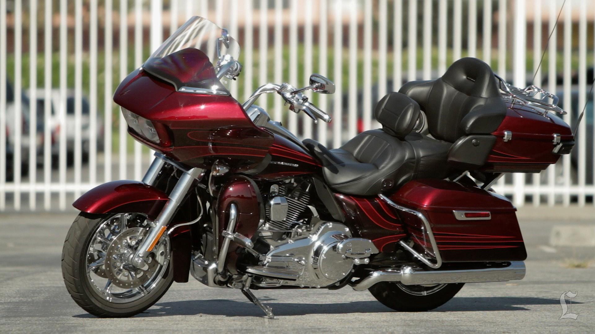 Harley-Davidson CVO Road Glide Ultra
