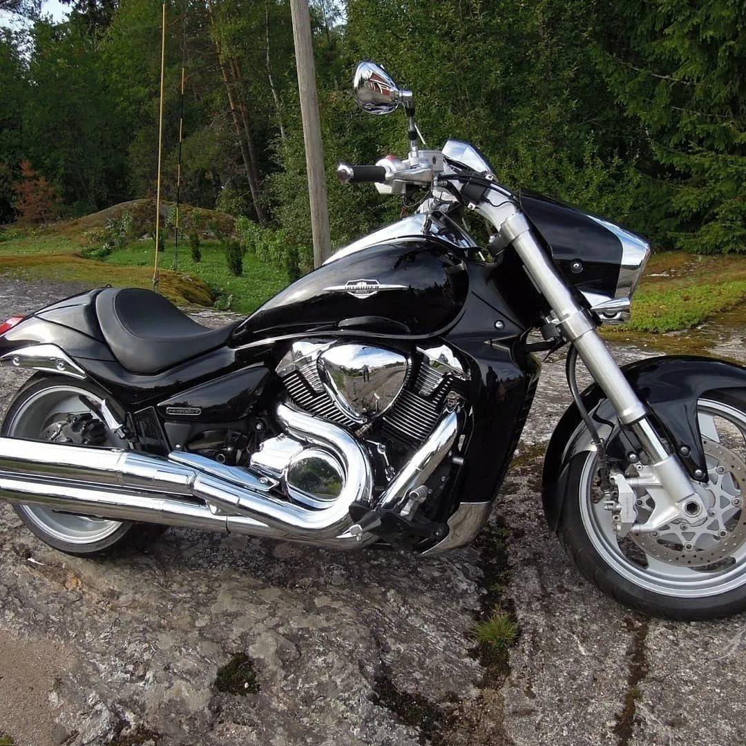 Тест-драйв мотоцикла Suzuki Intruder M1500