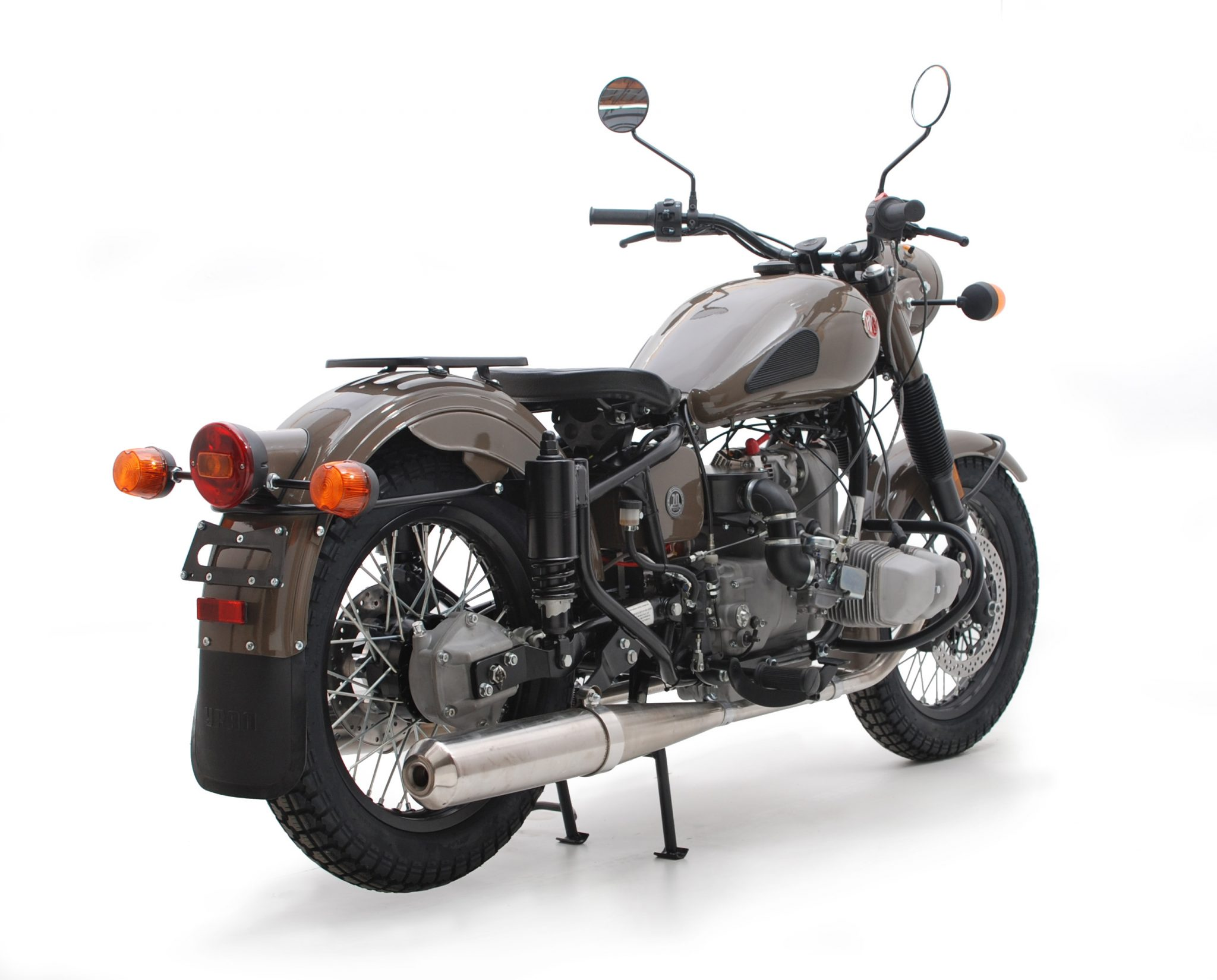 Новые мотоциклы Урал: продолжение отечественных традиций