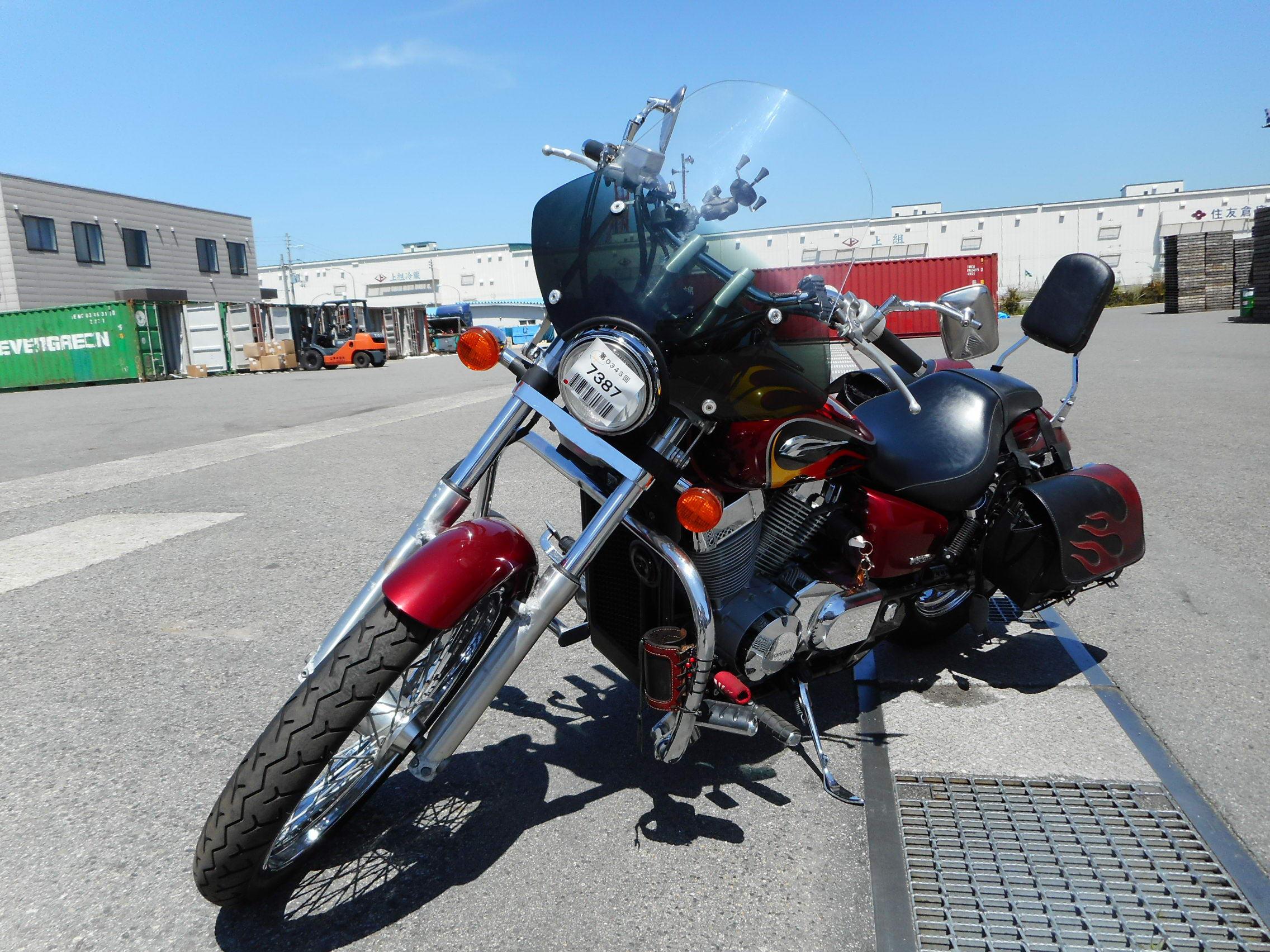 Honda Shadow 400 (VT400)