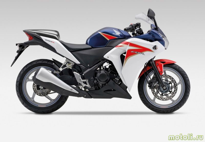 Тест-драйв мотоцикла Honda CBR 250R